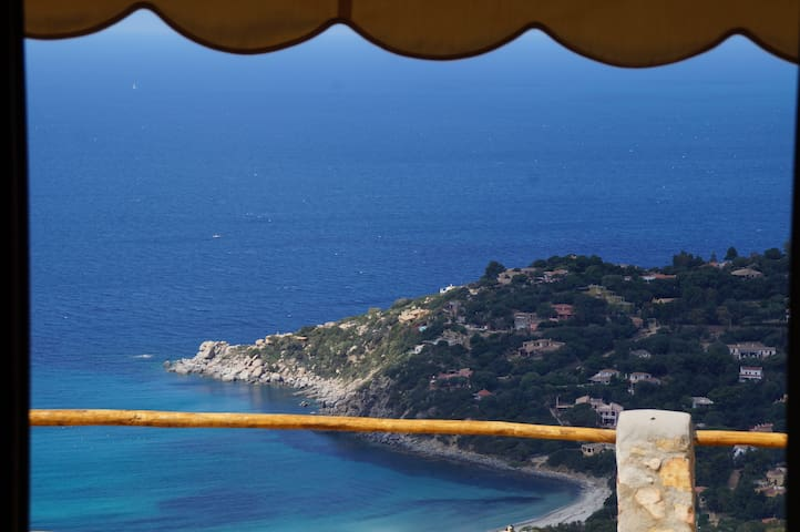 This is what you will see from the patio of the villa, when waking up every morning....