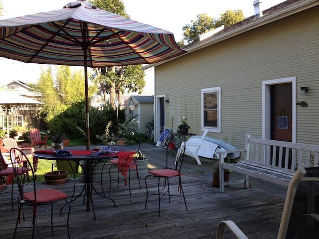Charming Santa Cruz Getaway - Santa Cruz - Hus