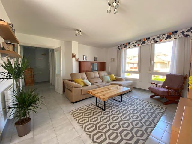 Apartamento en Somo a dos pasos de la playa.