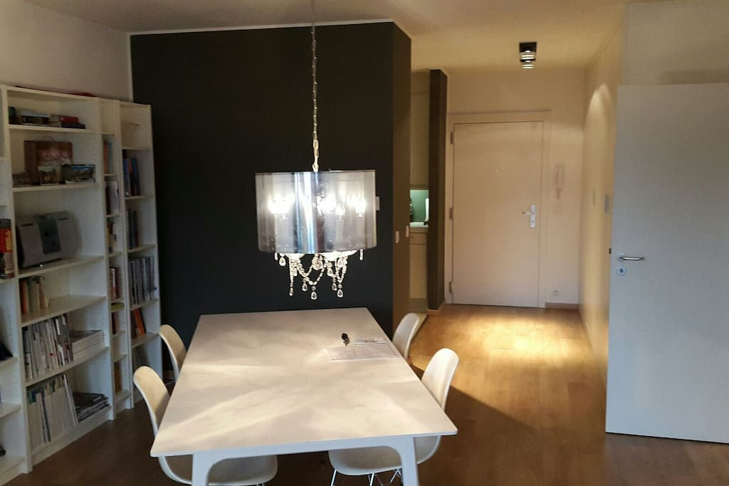 1-bedroom apartment in Canal area