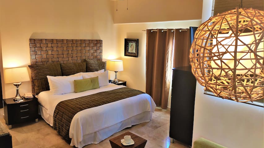1 King Suite, In The Heart Of Cabo (medano Beach)