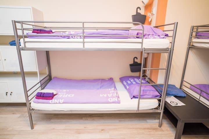 Muška spavaonica za muškarce ili grupe mješane