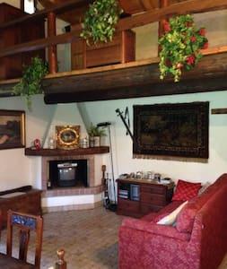 intera cascina o camere a Monza - Vedano Al Lambro - Villa
