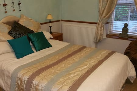 Elsi - King bed with en-suite - Betws-y-Coed - Bed & Breakfast