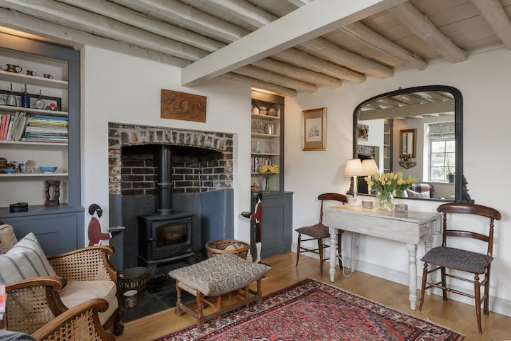 Cosy Flint Cottage Nr Goodwood - Singleton - Hus