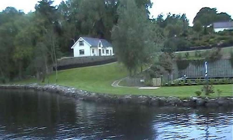 luxury accomadation by the lakes - Enniskillen - Huis