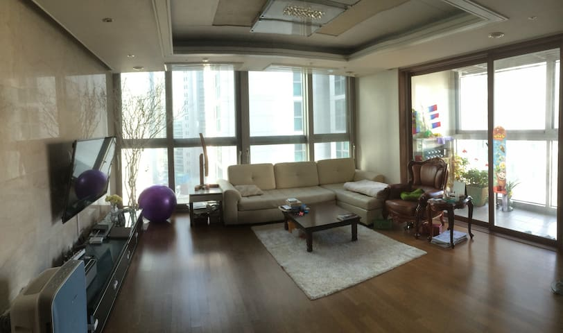 Private room B in the center of Seoul