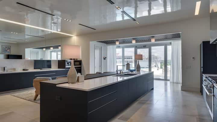 Nashville Riverfront Lofts - Presidential Penthouse #10