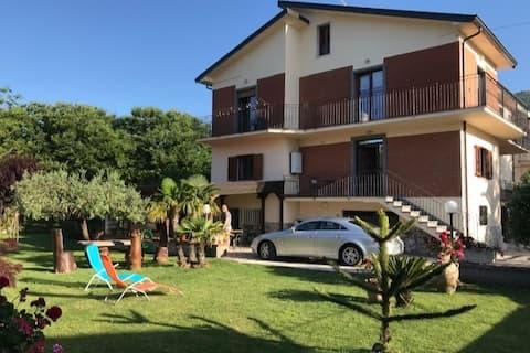 Villa Rosa Roccamonfina Campagnia