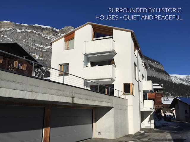 Modern 2 bedroom apartment - Flims - Apartament
