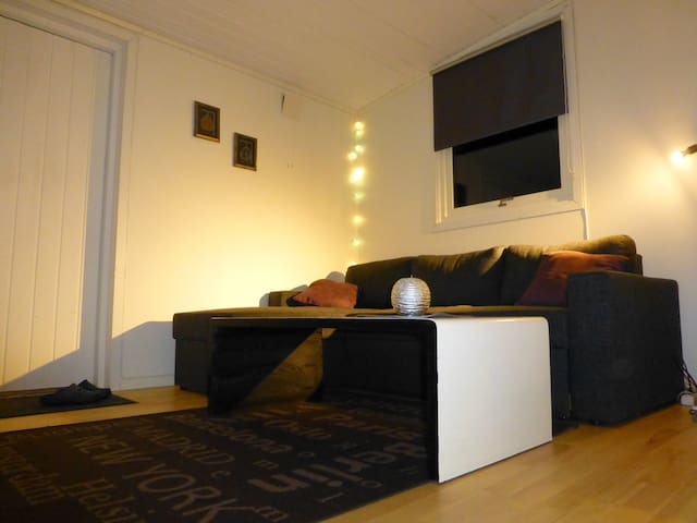 Cozy dorm on the mainland side of Tromsø - Tromsø - Apartment