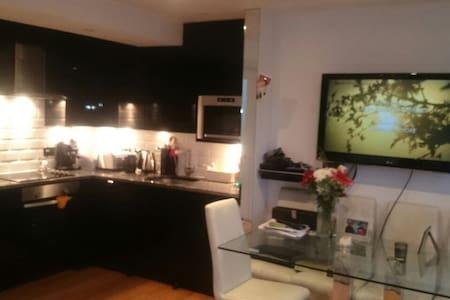 Private room&Bathroom-Central lond - Appartamento