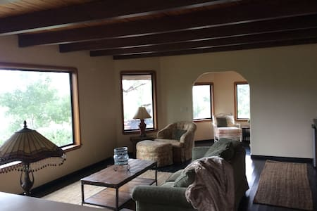 Private guest house with amazing views. - Santa Ynez