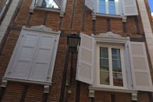 Immeuble rue des Filatiers