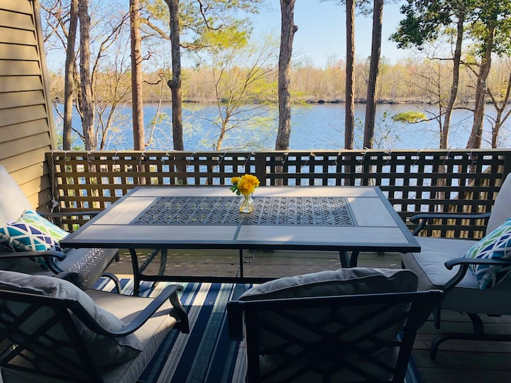 Riverfront Retreat w/ Gorgeous View
