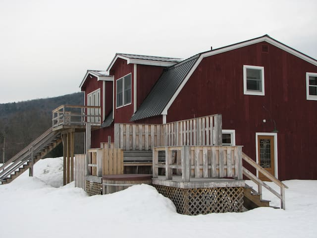 Guest House Close to Skiing - Newfane - Casa