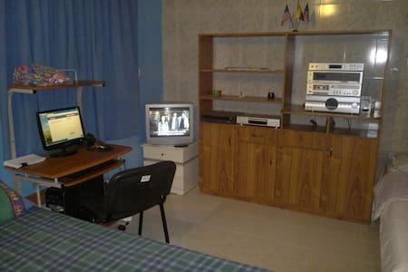 Habitacion amplia y comoda