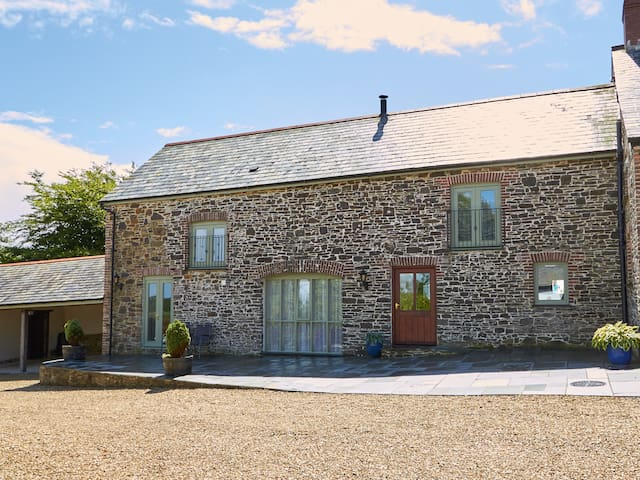 Gorgeous Converted Barn in North Devon.