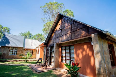 Laikipia Safari Cottages(1 Bed Room Cosy Cottages)