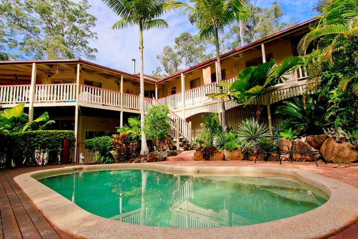 Relaxing Queenslander in the Forest - Bonogin - Rumah