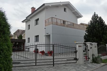 Children friendly apartment with garden - Ljubljana