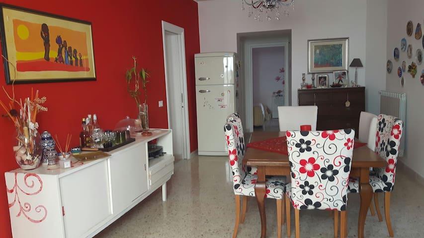 Appartamento  pieno centro storico - Paola - Apartment