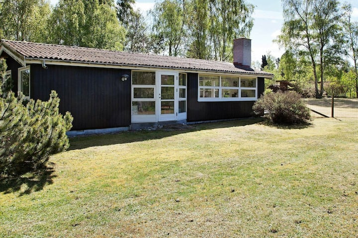 Cozy Holiday Home in Kalundborg Zealand Near Terrace