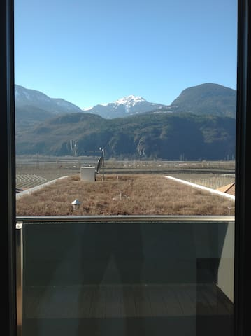 Room with panorama view Bozen/Meran - Vilpian - House
