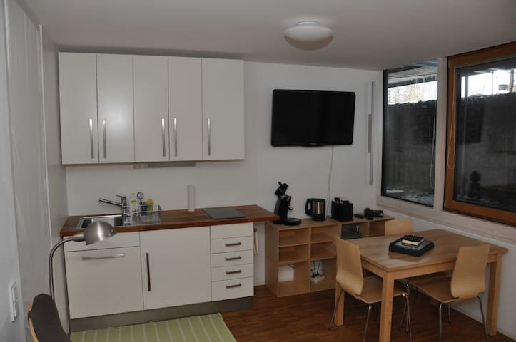 Apartmt at Munich Trade Fair Center - Munich - House