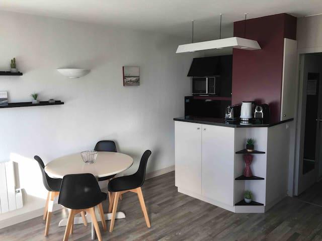 Appartement à Arcachon à 100m de la plage