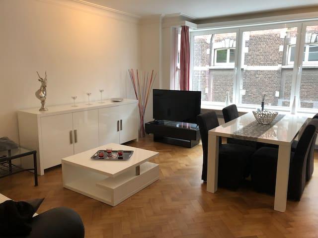 Appartement cosy et spacieux au centre de Liege
