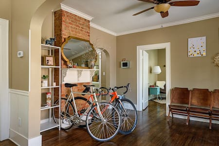 Uptown Corner (4 minutes to the city!) - Chattanooga - Ház