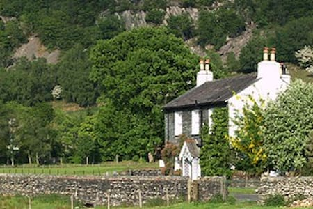 A beautiful corner of England Too - Borrowdale