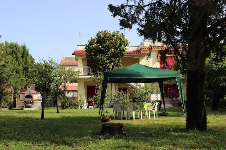 Natura & Relax - ARMONIA - Paestum - Huvila