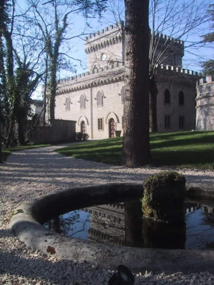 Live history in a charming castle