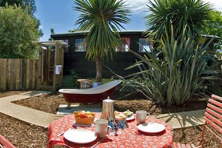 Romantic Getaway - The Caboose