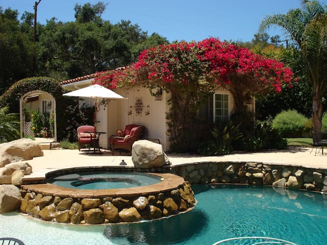 Garden Suite-CarlasCottages/com - Montecito - House