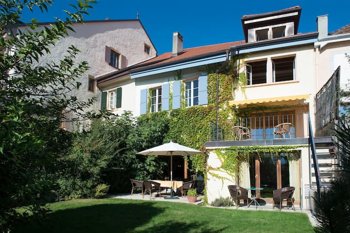 3 appartements de charme - Auvernier - House