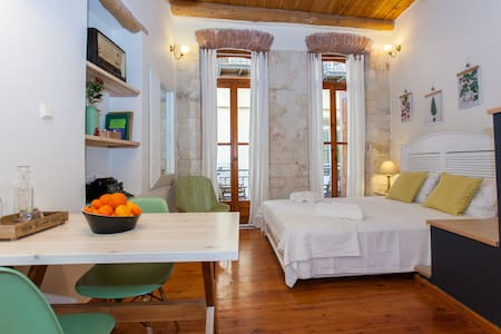 Charming studio in the Old Town ! - Χανιά - Apartamento