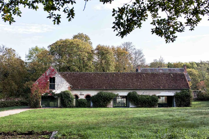 Entire house near Chambord/Beauval