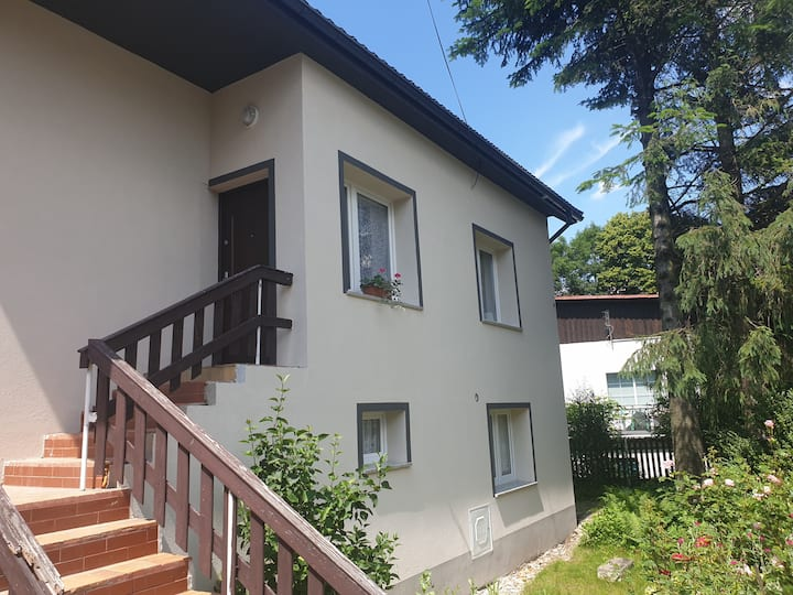 Haus im Riesengebirge Tomysówka