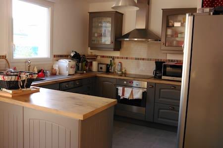 Maison entre Saint Malo et Dinan - la ville es nonais - Haus