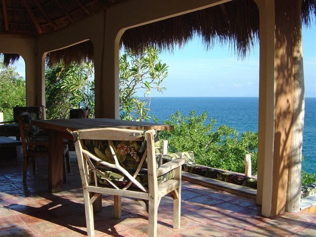 Beautiful private beachfront Palapa - Puerto Vallarta - Rumah
