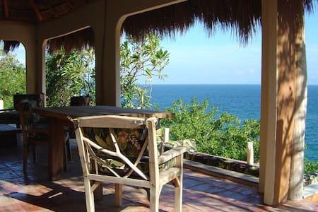 Beautiful private beachfront Palapa - Puerto Vallarta