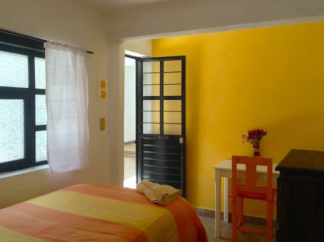 El Ámbar con Bańo Privado - San Cristóbal de las Casas - Guesthouse