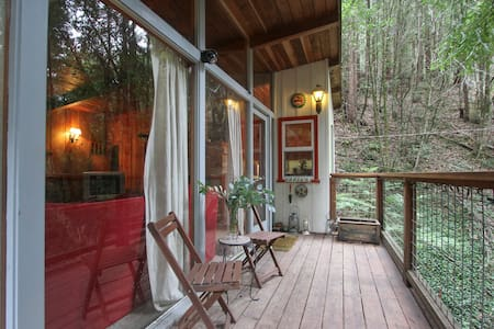 Charming cabin in the Redwoods - Monte Rio - Cabin