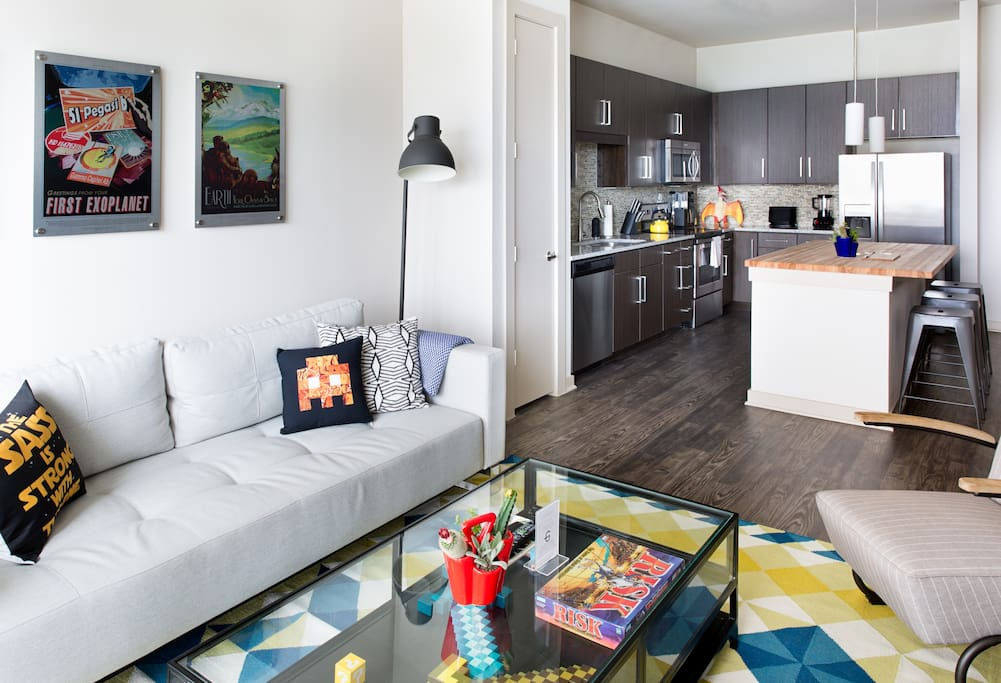 The Luigi 1br Fun Location W Plenty To Do Nearby Serviced Apartments For Rent In Austin