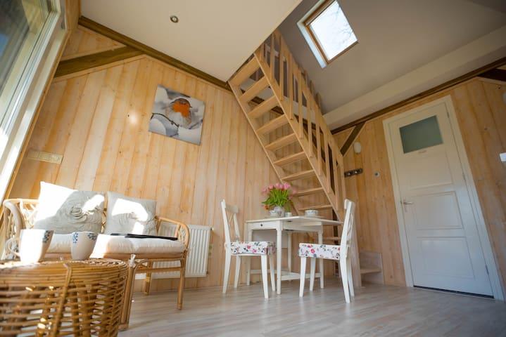 Gezellig privé appartement in Dwingeloo, Drenthe - Dwingeloo - Apartmen
