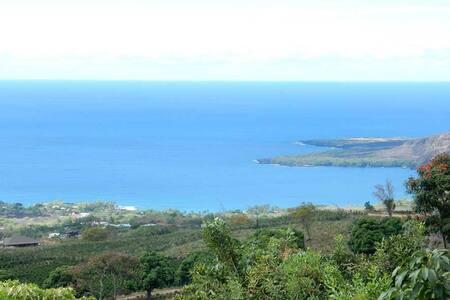 Ah Paradise B&B - The Lychee Suite - Honaunau-Napoopoo