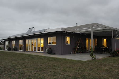 Modern Eco Home - QB + QB & bathrm - Elliminyt - Casa
